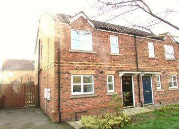 Thumbnail 3 bed semi-detached house for sale in Dean Road, Scunthorpe