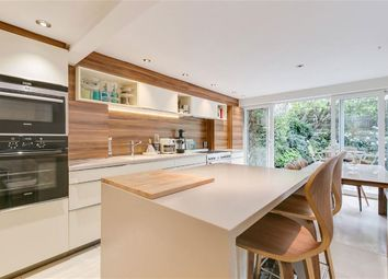 Thumbnail 4 bed terraced house for sale in Alderville Road, London
