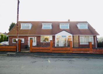 Thumbnail 4 bedroom detached house for sale in Russell Street, Prestwich, Manchester