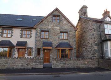 Thumbnail 4 bed mews house for sale in Plas Newydd, Llanbedr, Gwynedd