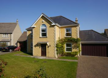 Thumbnail 4 bed detached house for sale in Oaklands, Cirencester, Gloucestershire