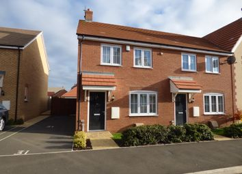 Thumbnail 3 bedroom end terrace house to rent in Culverhouse Road, Swindon