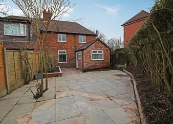 Thumbnail 2 bed semi-detached house for sale in High Street, Winsford