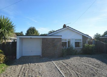 Thumbnail 3 bed detached bungalow for sale in Rosemary Road, Blofield Heath, Norwich, Norfolk