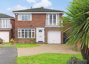 Thumbnail 4 bed detached house for sale in Maria Theresa Close, New Malden