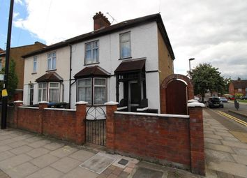 Thumbnail 4 bed semi-detached house for sale in Lincoln Road, Edmonton, London, UK