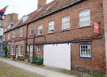 Thumbnail 4 bed town house for sale in Lindsey Court, Horncastle