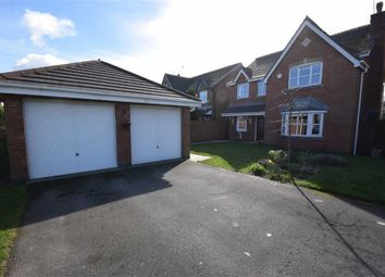 Thumbnail 4 bedroom detached house for sale in North Union View, Lostock Hall, Preston, Lancashire