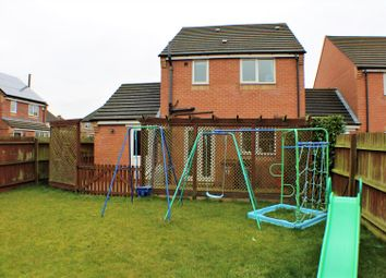 Thumbnail 3 bed property for sale in Ridings Close, Asfordby, Melton Mowbray
