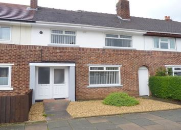 Thumbnail 3 bed property to rent in Cheviot Road, Bebington, Wirral