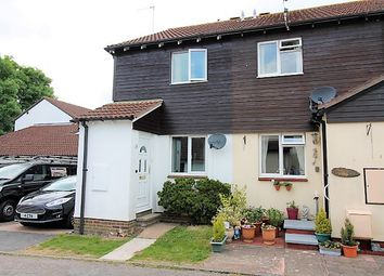 Thumbnail 2 bed end terrace house to rent in Brent Close, Woodbury, Exeter