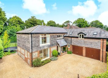 Compton Street, Compton, Winchester, Hampshire SO21. 5 bed detached house for sale