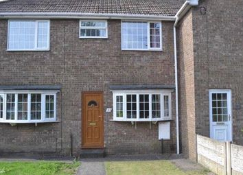 Thumbnail 2 bed terraced house to rent in Manor Road, Bottesford, Scunthorpe