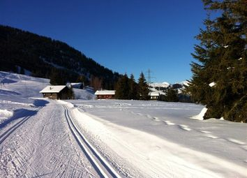 Thumbnail 3 bed chalet for sale in Chalet Marjoly - Les Mosses, Vaud, Switzerland