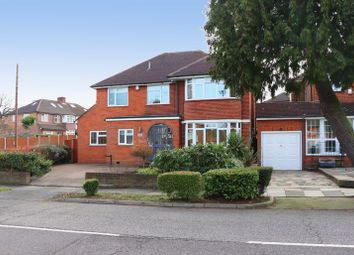 Thumbnail 4 bed detached house for sale in Lonsdale Drive, Enfield