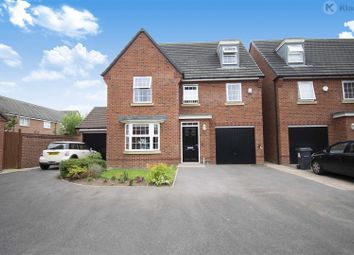 Thumbnail 6 bed detached house for sale in Kendrick Grove, Birmingham