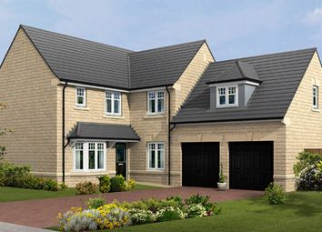 "Thumbnail 5 bed detached house for sale in ""The Portchester"" at Roes Lane, Crich, Matlock"