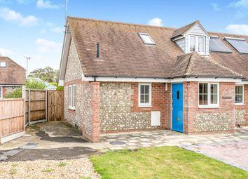 Thumbnail 2 bed cottage to rent in Highground Lane, Barnham