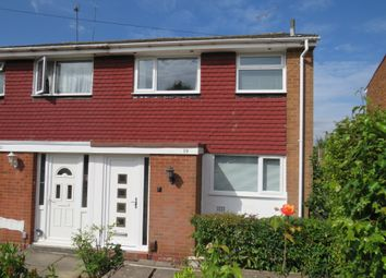 Thumbnail 3 bed end terrace house for sale in Somery Road, Birmingham