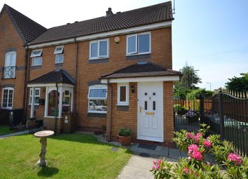 Thumbnail 3 bed semi-detached house for sale in Ottery Way, Didcot