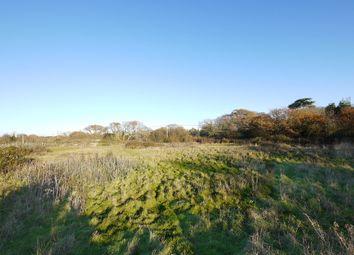 Thumbnail Land for sale in Lower Pennington Lane, Pennington, Lymington, Hampshire