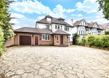 Thumbnail 4 bed detached house for sale in Swakeleys Road, Ickenham, Uxbridge, Middlesex