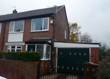 Thumbnail 2 bed semi-detached house to rent in Gladstone Street, Featherstone