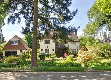 Thumbnail 5 bedroom detached house for sale in Elm Walk, Farnborough Park, Orpington