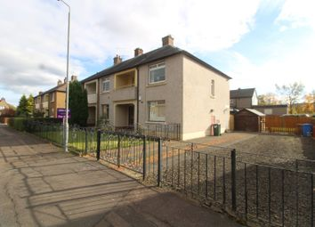 Thumbnail 2 bed flat for sale in Tay Street, Grangemouth