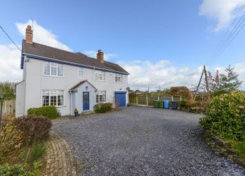 Thumbnail 5 bed detached house for sale in Coppenhall, Stafford