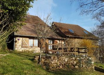 Thumbnail 3 bed property for sale in Chateau-Chervix, Limousin, 87380, France