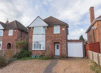 Thumbnail 3 bed detached house for sale in Manor Drive, Irthlingborough, Wellingborough