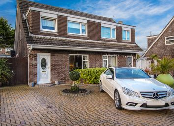 Thumbnail 3 bed semi-detached house for sale in Arundel Drive, Poulton-Le-Fylde