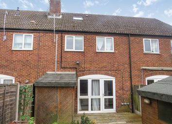 3 bed terraced house for sale in Oak Close, New Costessey, Norwich NR5