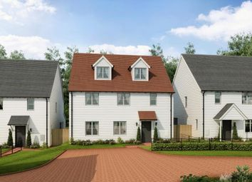 Thumbnail 5 bed detached house for sale in Stockwood Meadow, Staplecross, East Sussex