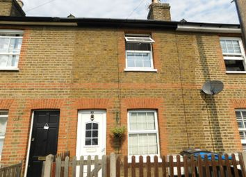 Thumbnail 2 bed terraced house for sale in Red Lion Road, Tolworth, Surbiton