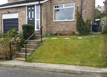 Thumbnail 4 bed detached house for sale in Spring Rise, Glossop