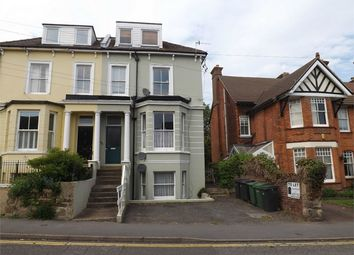 Thumbnail 2 bed flat for sale in Springfield Road, St Leonards-On-Sea, East Sussex