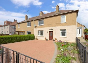 Thumbnail 3 bed flat for sale in 40 Parkhead Drive, Parkhead, Edinburgh