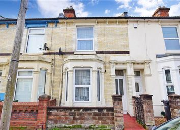 Thumbnail 3 bed terraced house for sale in Burleigh Road, Portsmouth, Hampshire