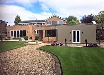 Thumbnail 6 bed detached house for sale in Main Street, Wawne, Hull