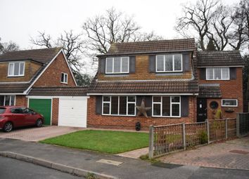 Thumbnail 4 bedroom link-detached house for sale in Holmbrook Gardens, Farnborough