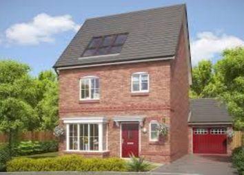 Thumbnail 4 bed detached house for sale in The Dunham Doulton Road, Regis Park, Cradley Heath