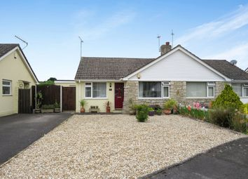 Thumbnail 3 bedroom semi-detached bungalow for sale in Uplands Road, West Moors, Ferndown