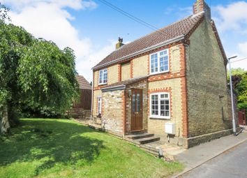 Thumbnail 4 bed detached house for sale in Wood End, Bluntisham, Huntingdon