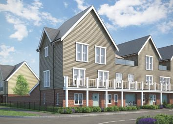 Thumbnail 4 bed end terrace house for sale in The Gardino, Beaulieu, Regiment Gate, Essex Regiment Way, Chelmsford Essex