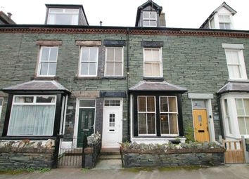 Thumbnail 4 bed terraced house for sale in 23 Wordsworth Street, Keswick, Cumbria
