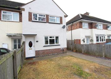 Thumbnail 3 bed end terrace house for sale in Manor Road, Tamworth