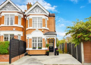 Thumbnail 4 bed end terrace house for sale in Clyde Road, Alexandra Park, London