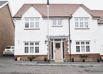 Thumbnail 4 bed detached house for sale in The Furrows, Crawley Down